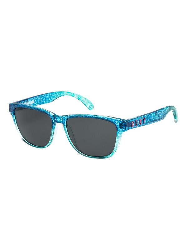 0 Mini Uma - Gafas de sol para Chicas 8-16 Azul ERGEY03000 Roxy