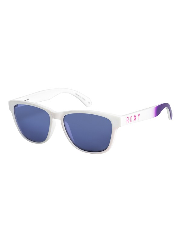 0 Mini Uma - Sunglasses for Girls 8-16 White ERGEY03000 Roxy