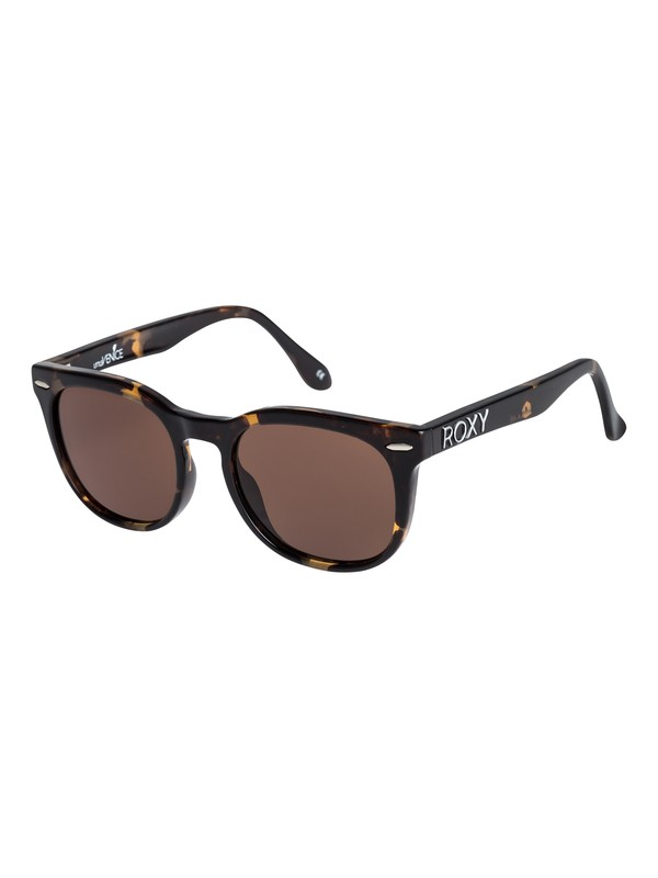 0 Little Venice - Gafas de sol para Chicas 8-16 Marron ERGEY03001 Roxy