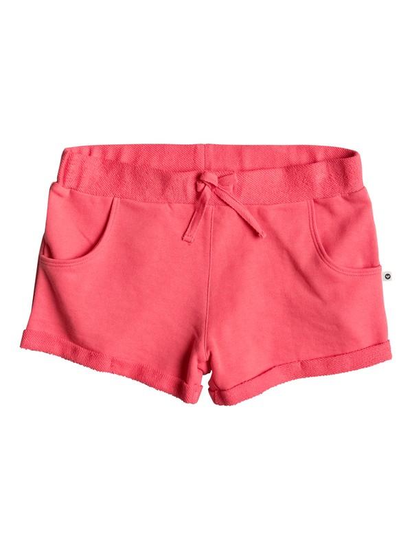 0 Girls 7-14 Oldy Carpark Lounge Shorts  ERGFB03041 Roxy