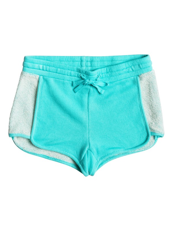 0 Girls 7-14 Talk To Myself Lounge Shorts  ERGFB03043 Roxy