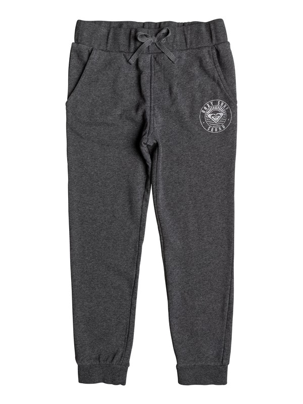 0 Color Range - Slim Fit Joggers Black ERGFB03052 Roxy