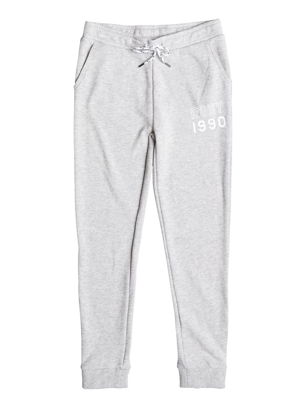 0 Spotting Telescope - Slim Fit Joggers for Girls 8-16 Grey ERGFB03054 Roxy