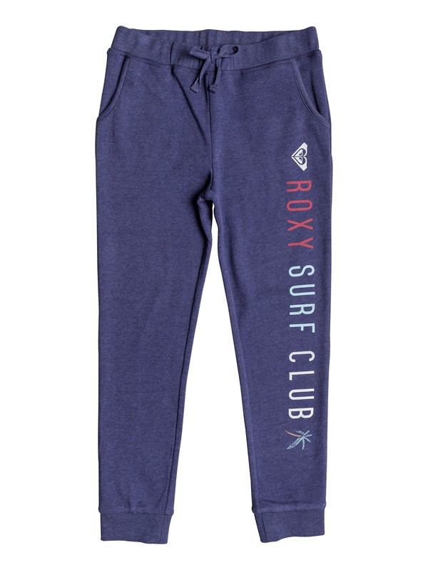 0 Wish Your Heart Makes - Joggers for Girls 8-16 Blue ERGFB03066 Roxy