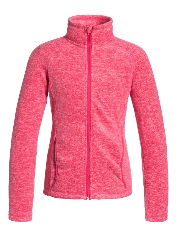 0 Harmony -  Zip-Up Fleece  ERGFT03083 Roxy