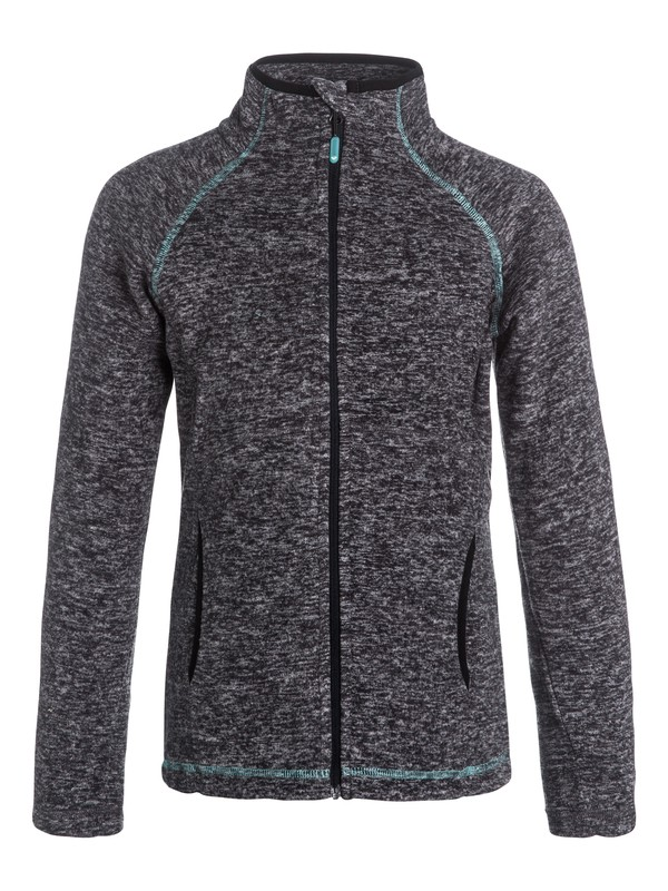 0 Girls 7-14 Harmony Zip Fleece  ERGFT03141 Roxy