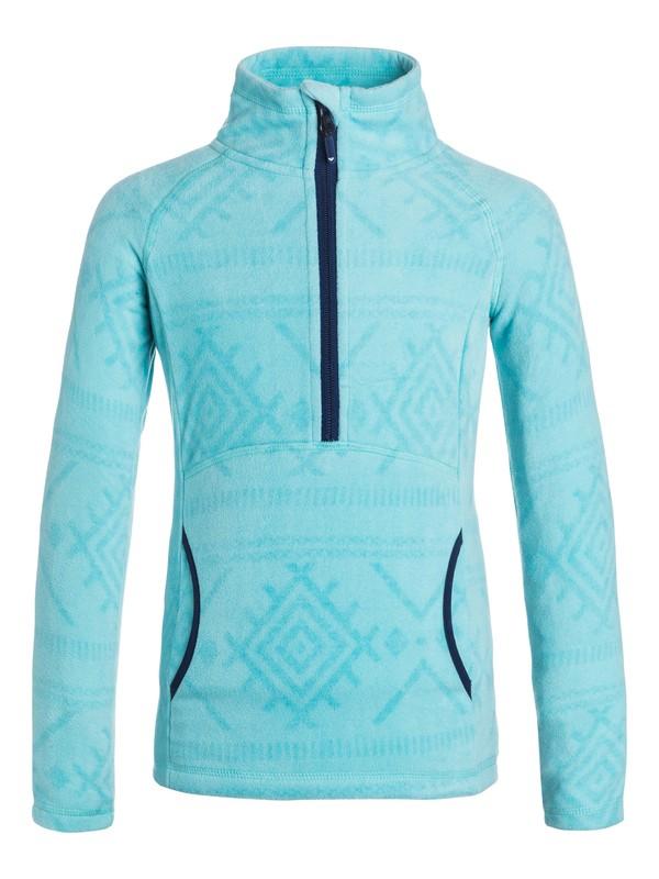 0 Cascade - Half-Zip Fleece Pullover  ERGFT03142 Roxy