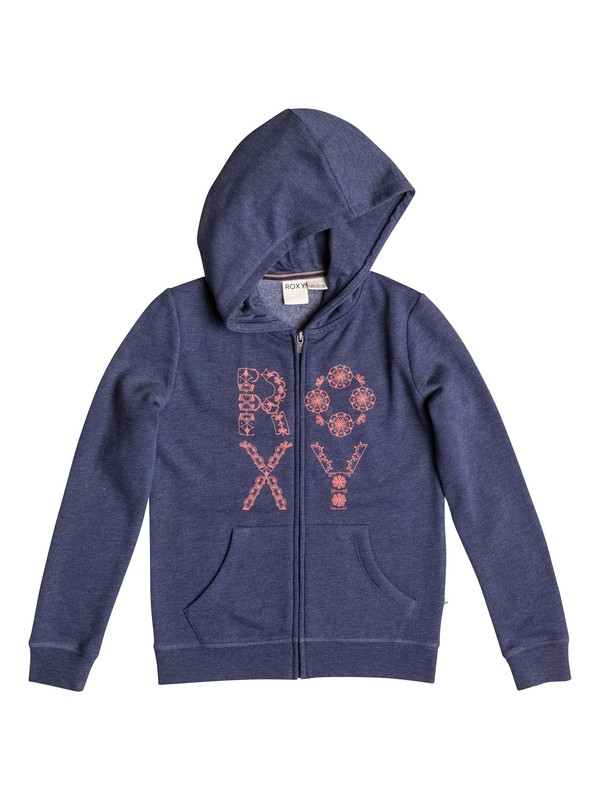0 Come Back To Me B - Zip-Up Hoodie  ERGFT03145 Roxy
