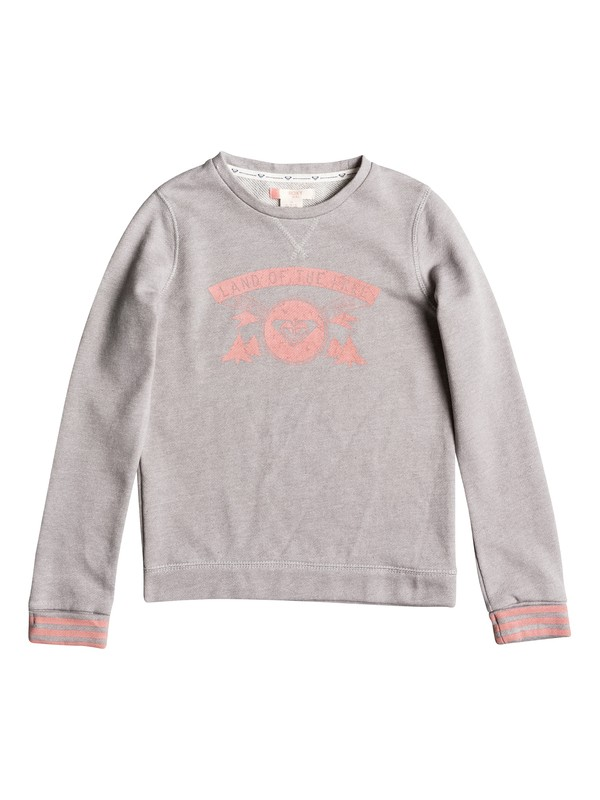 0 Under The Boardwalk B - Sweat  ERGFT03156 Roxy