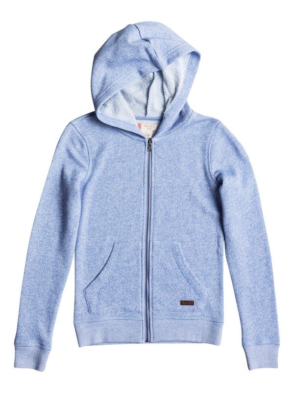 0 Girls 7-14 Walking Dreams Zip Hoodie  ERGFT03180 Roxy