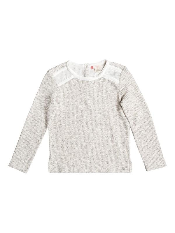 0 Girls 7-14 Magellan Clouds Sweatshirt  ERGFT03221 Roxy