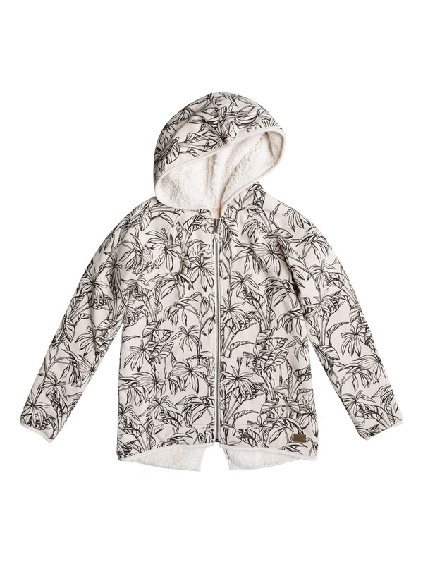 0 Love Constellation - Zip-Up Hoodie for Girls 8-16  ERGFT03226 Roxy
