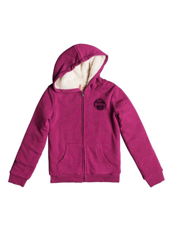 0 Girls 7-14 Memorize Density Zip-Up Hoodie  ERGFT03238 Roxy