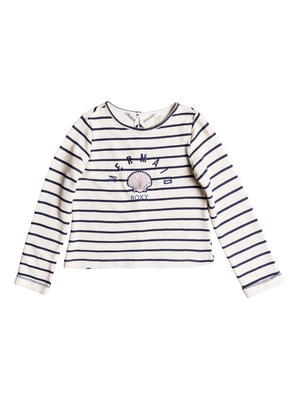 0 Girls 7-14 Heart And Soul Pullover Sweatshirt  ERGFT03257 Roxy