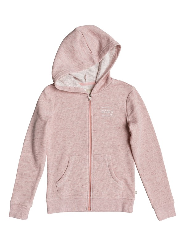 0 Girls 7-14  Lots Of Joy Take Me To The Tropi  Zip Up Hoodie  ERGFT03261 Roxy