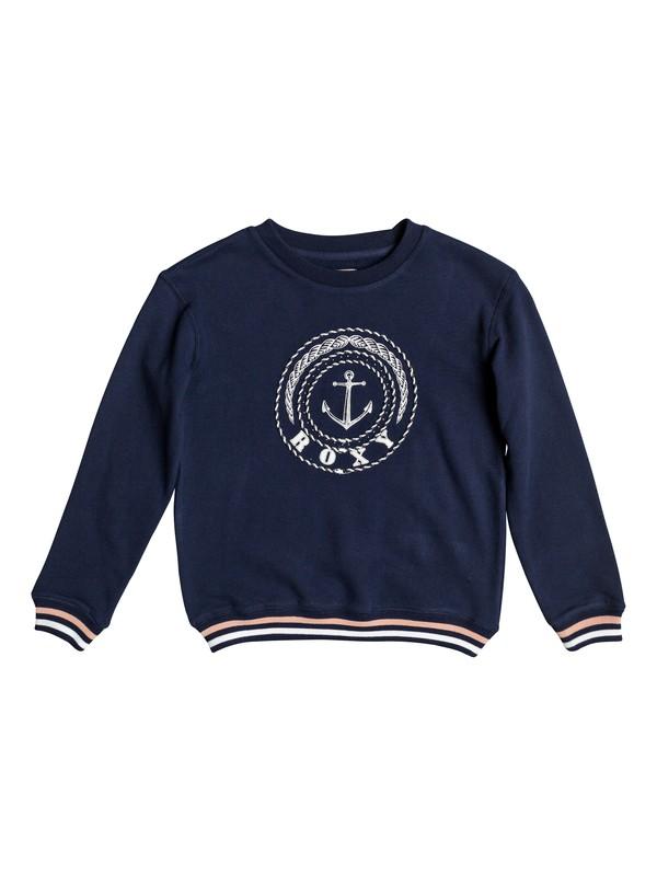 0 Shine All Day Anchor - Sweatshirt for Girls 8-16  ERGFT03263 Roxy