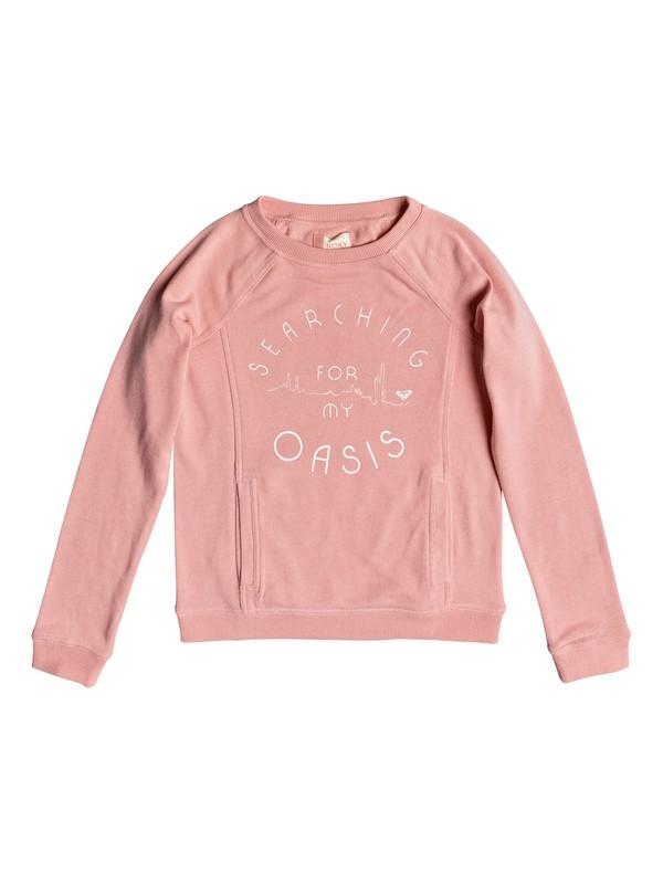 0 Cabana Crazy Pullover Sweatshirt  ERGFT03280 Roxy