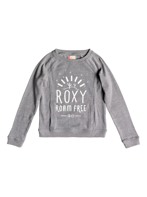 0 Cabana Crazy Pullover Sweatshirt  ERGFT03281 Roxy