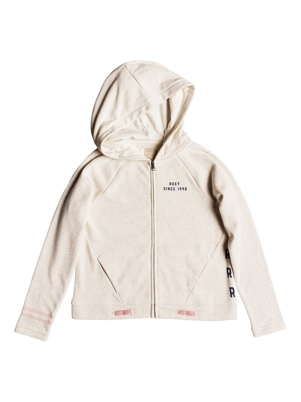 0 Ocean Away - Zip-Up Hoodie for Girls 8-16  ERGFT03297 Roxy