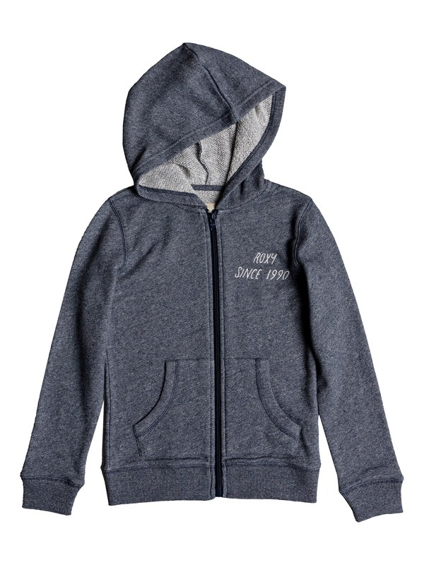 0 Last Smile Chase The Light - Hoodie for Girls 8-16 Blue ERGFT03309 Roxy