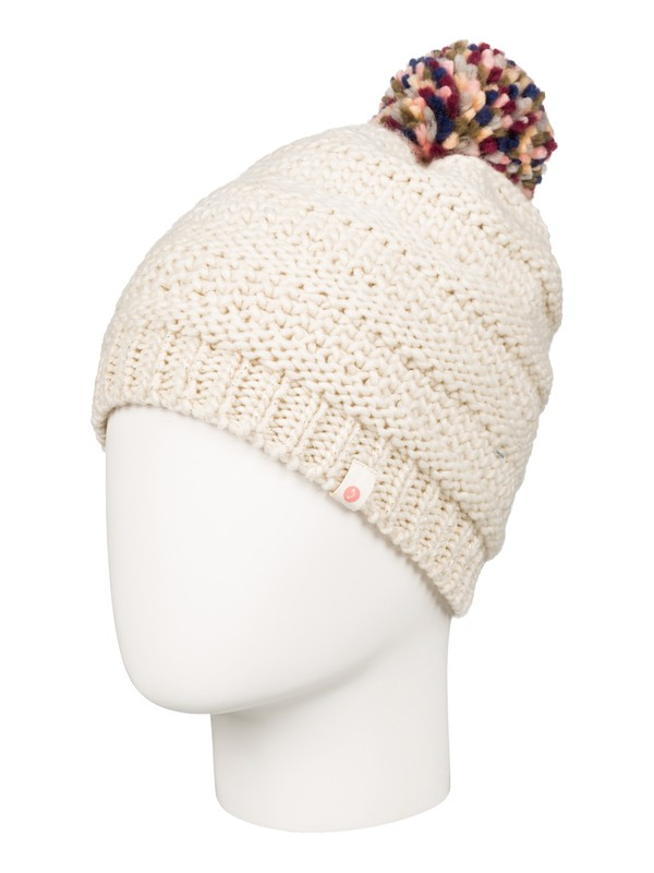 0 Old Cold River - Bobble Hat  ERGHA03012 Roxy