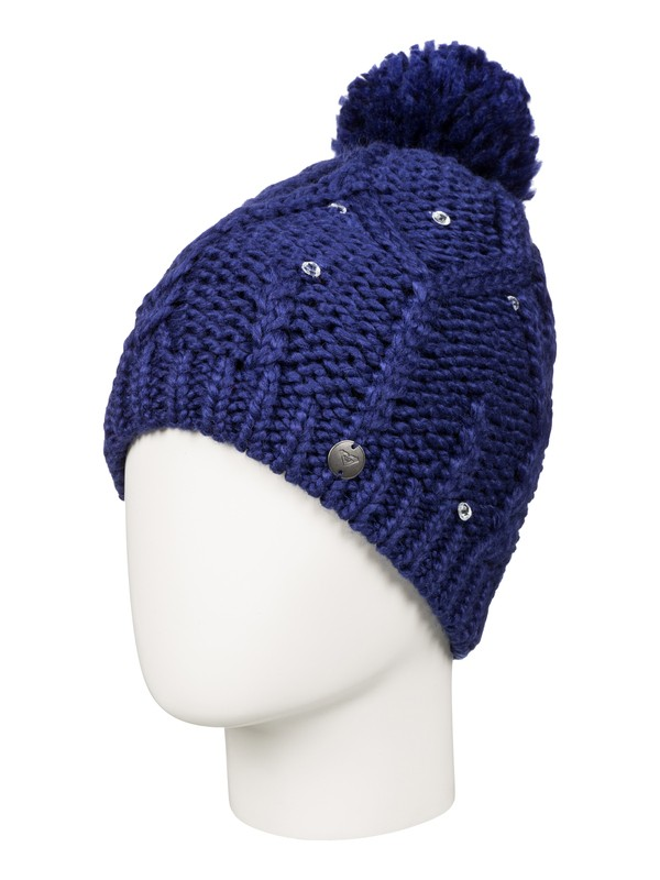 0 Girls 7-14 Shooting Star Beanie  ERGHA03015 Roxy