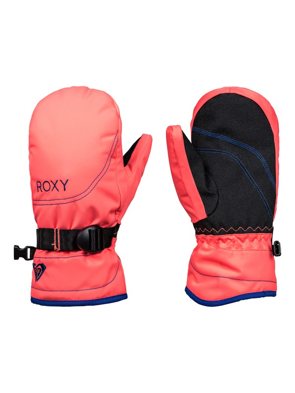 0 Girl's 7-14 Girls 7-14 ROXY Jetty Snowboard/Ski Mittens  ERGHN03012 Roxy