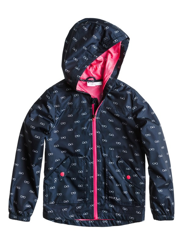 0 Girls 7-14 Hinako Jacket  ERGJK00002 Roxy