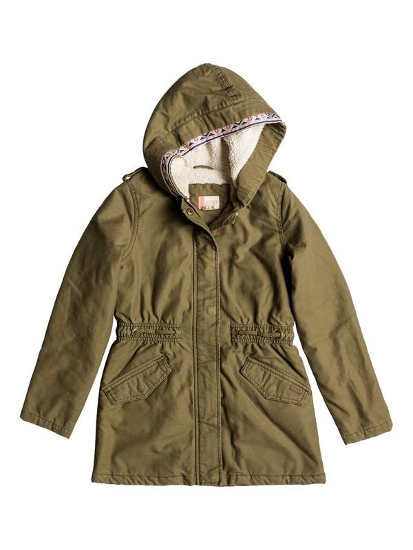 0 Summer Storm - Military Jacke  ERGJK03030 Roxy