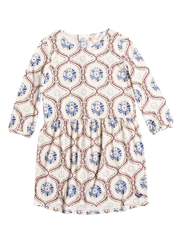 0 Season Relief - Ausgestelltes Kleid  ERGKD03016 Roxy