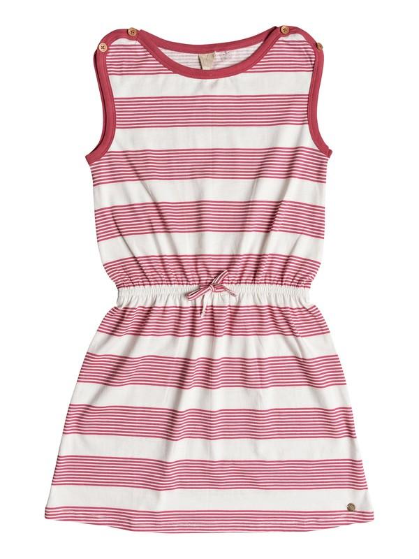 0 Girls 7-14 My Love Flies Tank Dress Pink ERGKD03065 Roxy