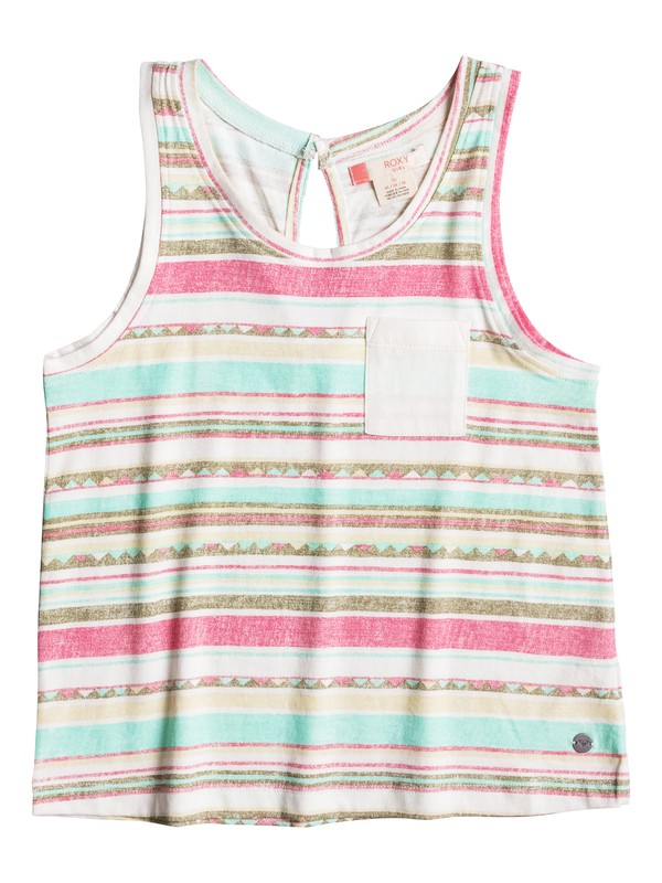 0 Blue Prince - Vest Top  ERGKT03042 Roxy