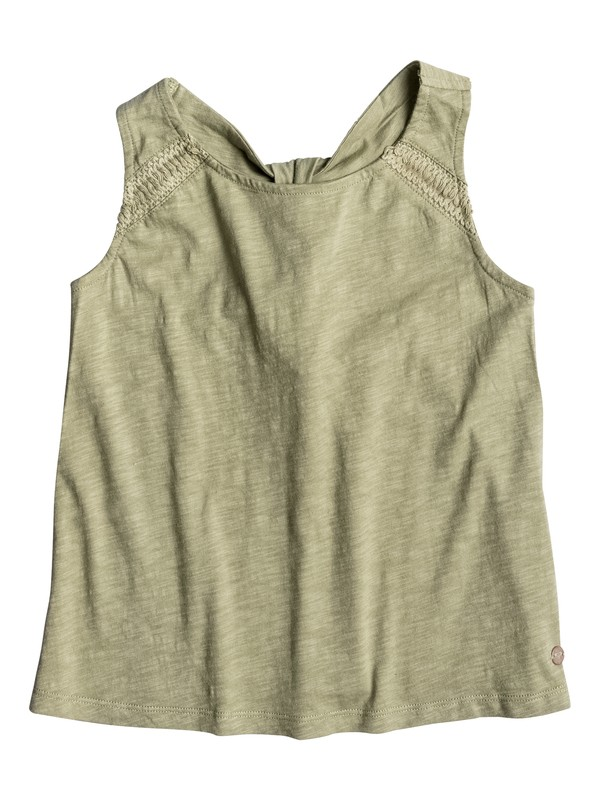 0 Girls 7-14 Good As New Tank Top  ERGKT03056 Roxy
