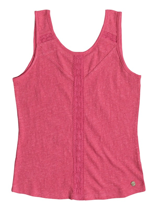 0 Always Ready - Vest Top for Girls 8-16 Pink ERGKT03075 Roxy
