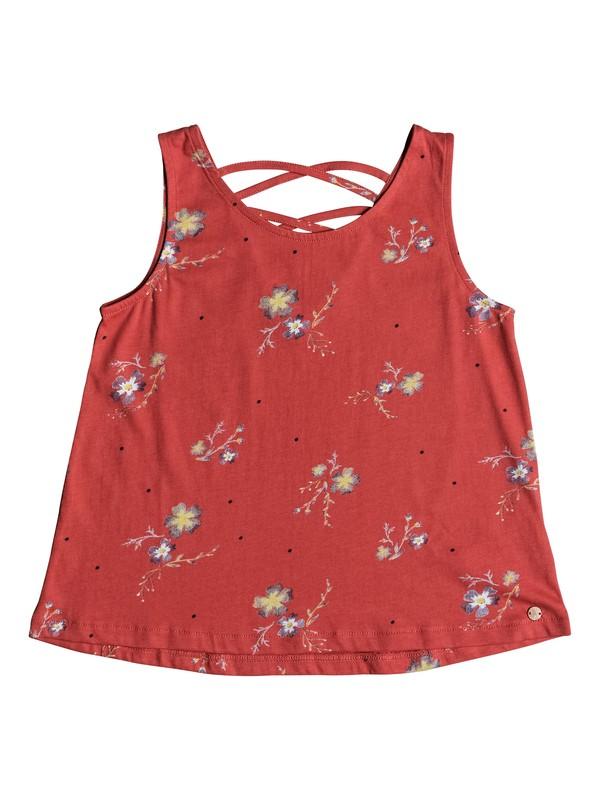 0 Girl's 7-14 Under The Sand Tank Pink ERGKT03086 Roxy