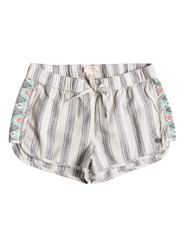 0 Eyes Storm Striped - Beach Shorts  ERGNS03015 Roxy