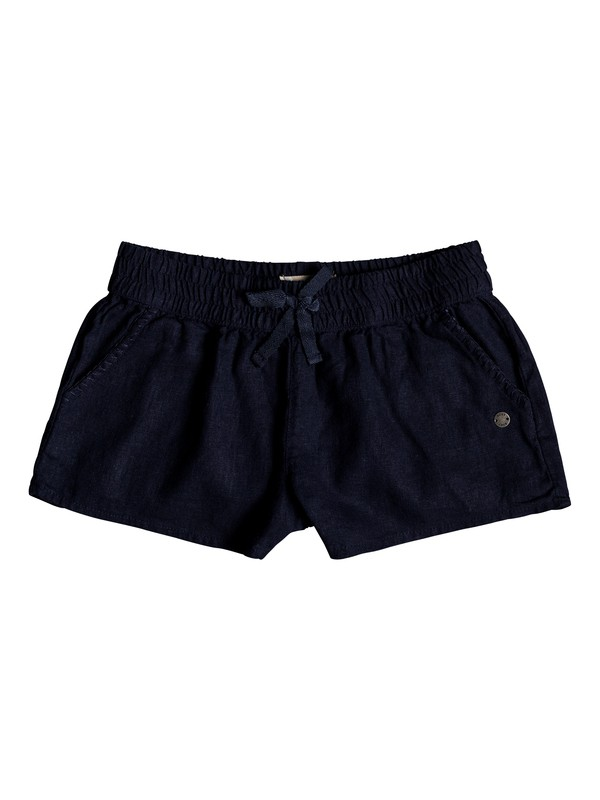 0 Girl's 7-14 Blaze Of Light Beach Shorts  ERGNS03025 Roxy