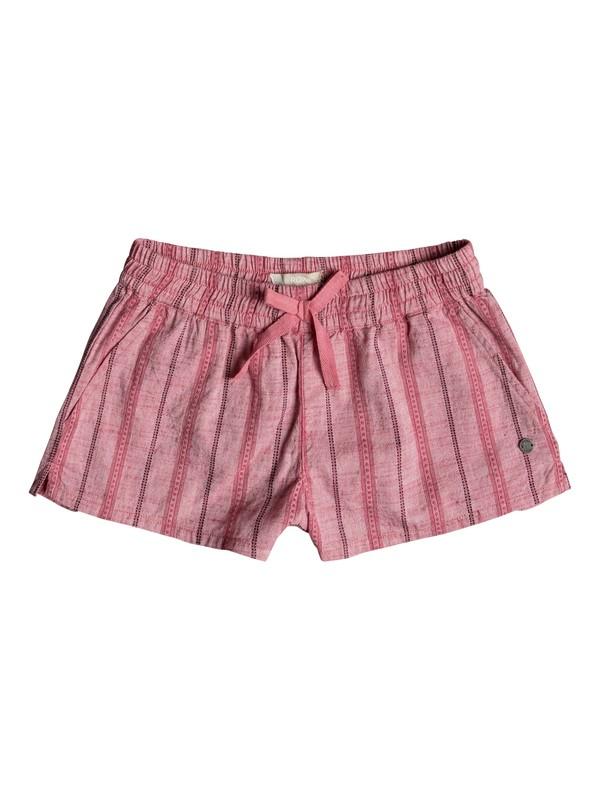 0 Girl's 7-14 Sweet As Honey Beach Shorts  ERGNS03029 Roxy