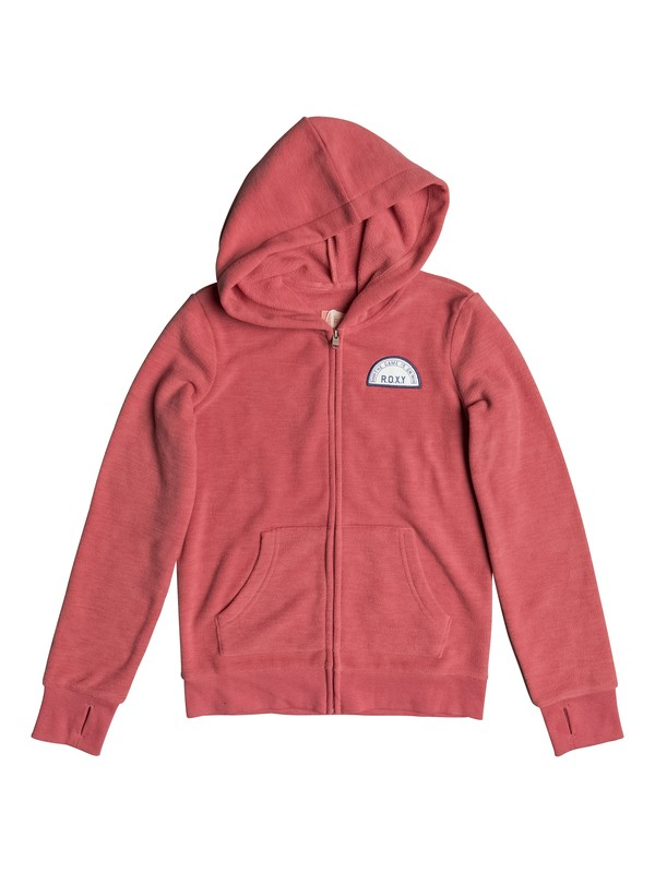 0 Colorful Matter - Zip-Up Hoodie for Girls 8-16  ERGPF03010 Roxy