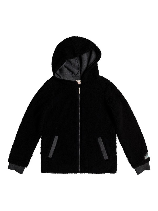 0 Share New Words - Zip-Up Hoodie for Girls 8-16  ERGPF03011 Roxy
