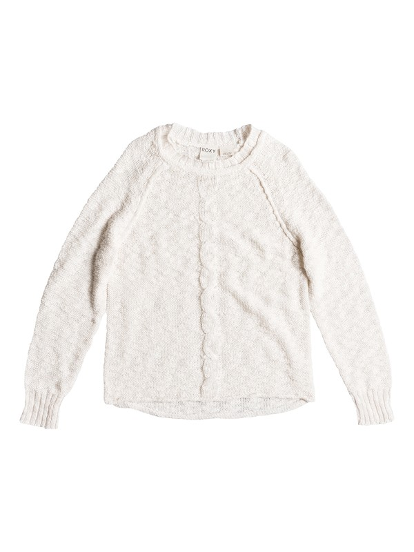 0 Salty Sea - Crew-Neck Sweater  ERGSW03015 Roxy