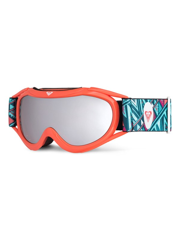 0 Loola 2.0 - Masque de snowboard  ERGTG03002 Roxy