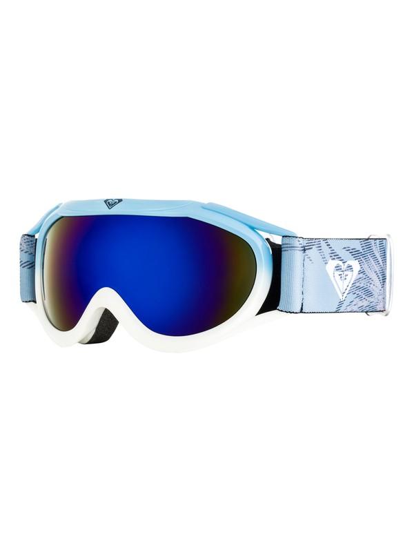0 Loola 2.0 - Máscara para esquí/snowboard para Chicas 8-16 Azul ERGTG03007 Roxy