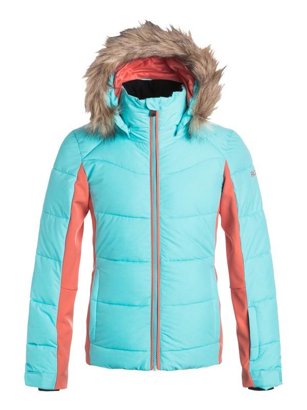 0 Snowstorm - Insulator Snow Jacket  ERGTJ03012 Roxy