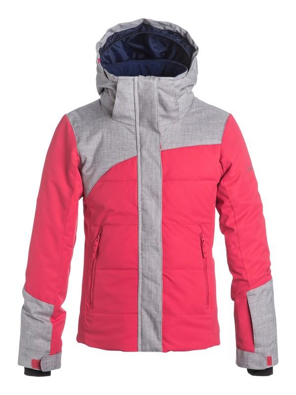 0 Flicker - Snow Jacket  ERGTJ03013 Roxy