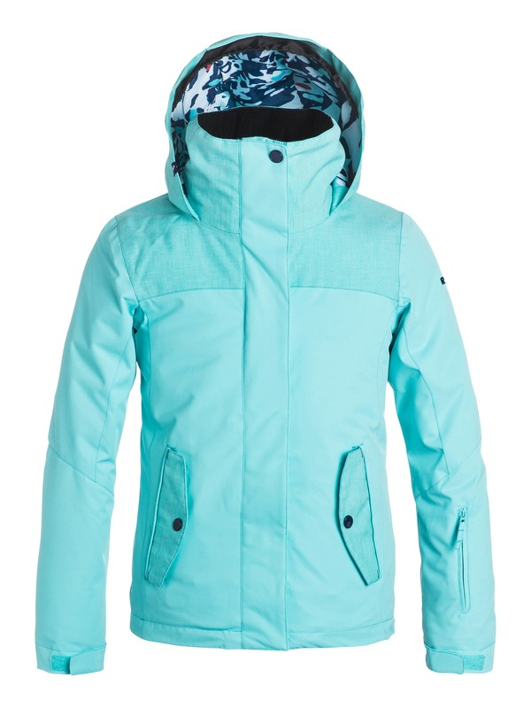 0 ROXY Jetty Solid - Snowboard Jacket  ERGTJ03016 Roxy