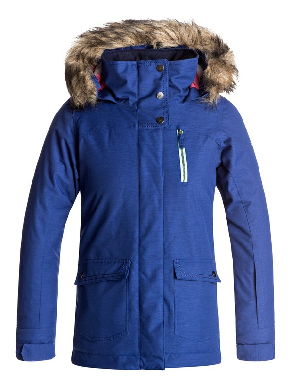 c5ca2ca789a8 Tribe - Snow Jacket for Girls 8-16 ERGTJ03031