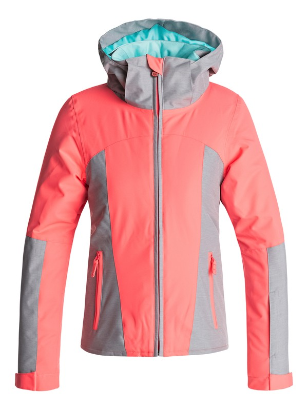 0 Girls 7-14 Sassy Snow Jacket  ERGTJ03032 Roxy