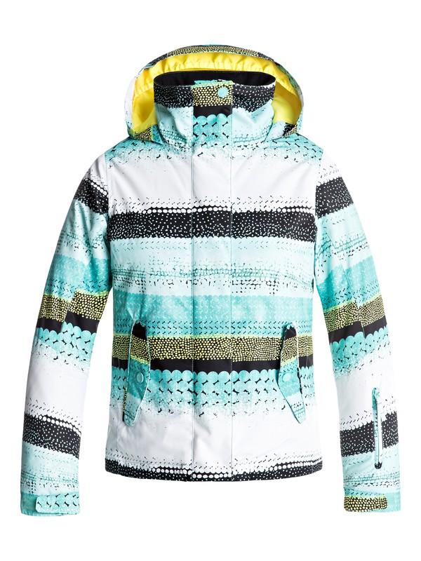 0 Girls 7-14 ROXY Jetty Snow Jacket  ERGTJ03033 Roxy