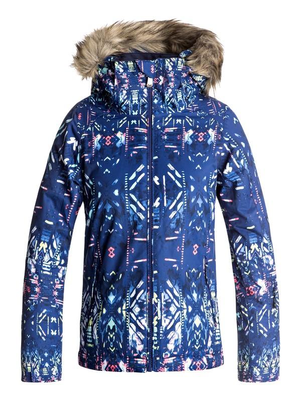 0 Girl's 7-14 American Pie Snow Jacket  ERGTJ03037 Roxy